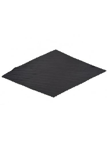 Monamoda Piliseli Fular Siyah
